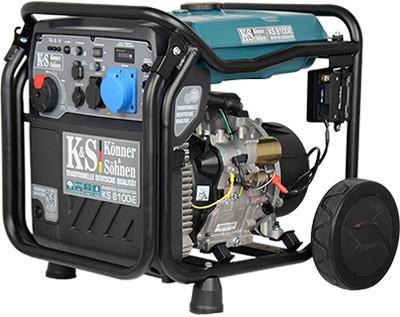 generator de curent 8 kw inverter benzina konner sohnen ks 8100ie4622