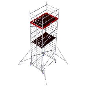 schela protec xxl 1 2 x 2m aluminiu inaltime lucru 7 3m
